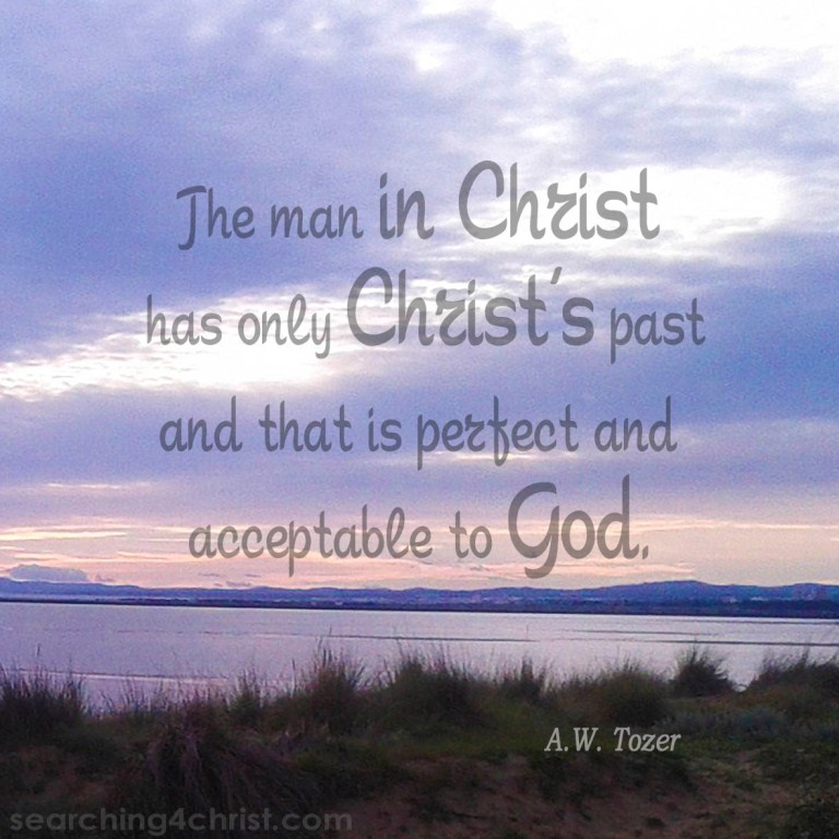 The Man In Christ