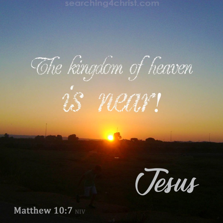 Matthew 10:7