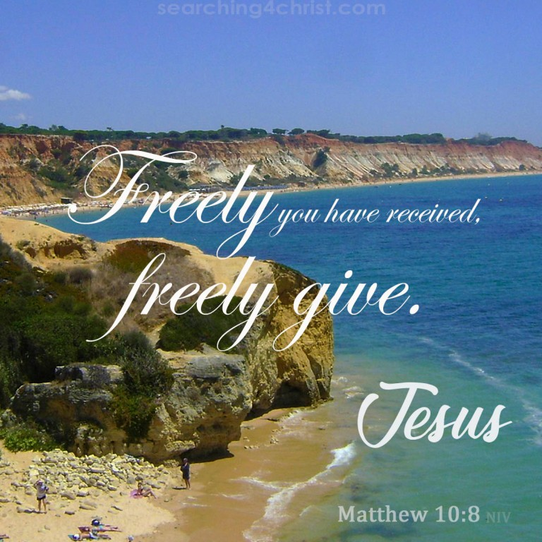 Matthew 10:8