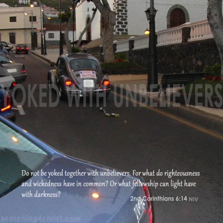 Yoked With Unbelievers