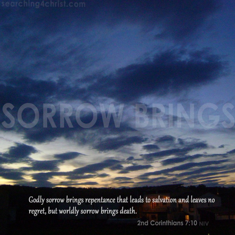 Sorrow Brings