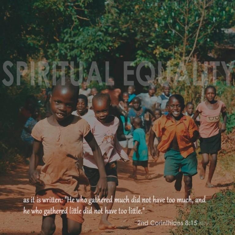 Spiritual Equality
