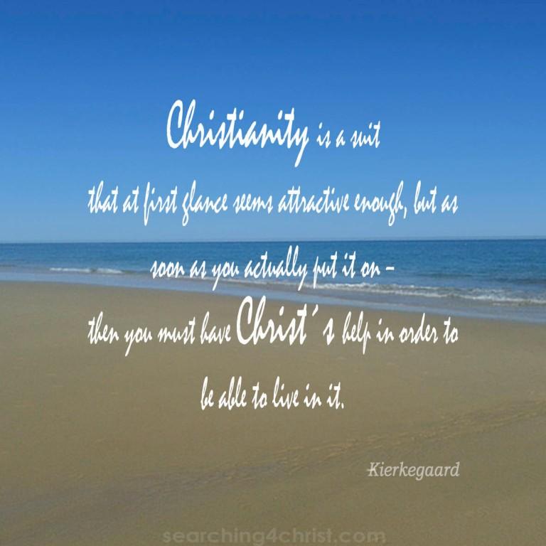 Christianity Needs Christ