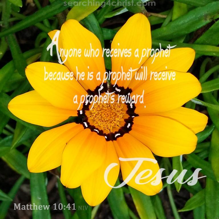 Matthew 10:41