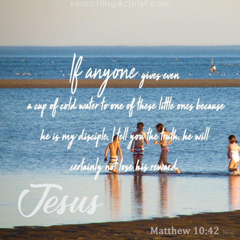 Matthew 10:42