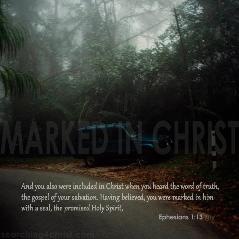 Marked in Christ