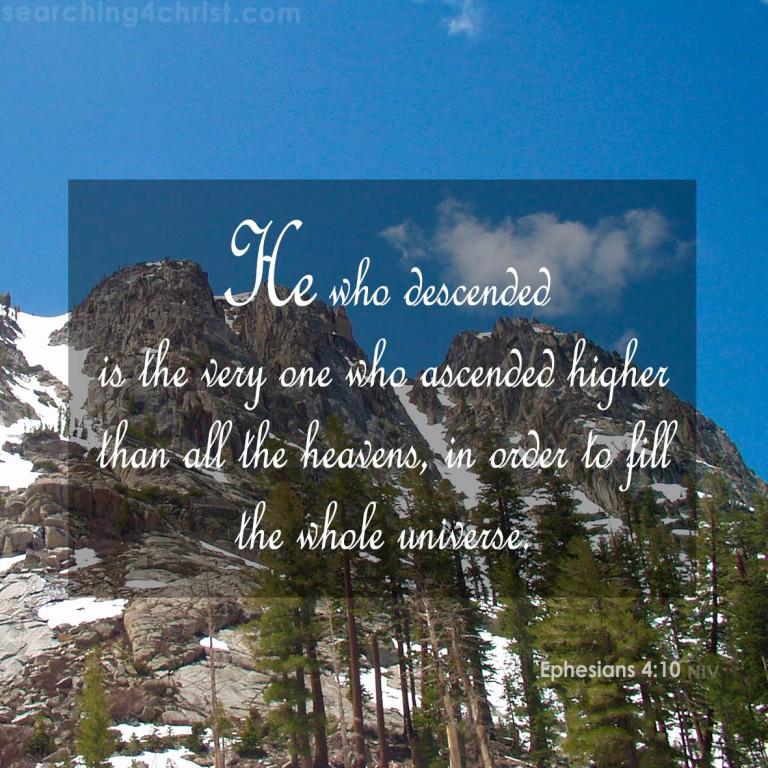 Ascend Higher