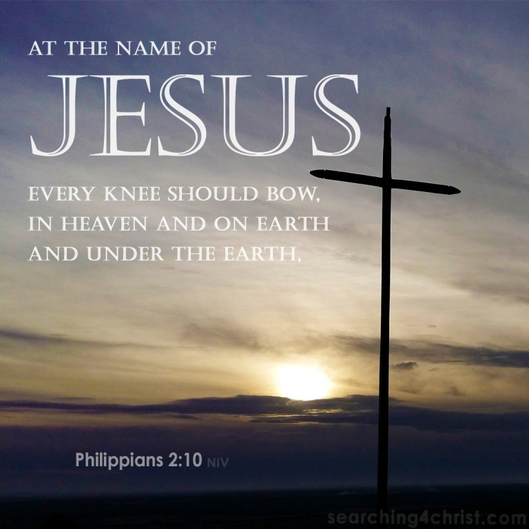 Philippians 2-10 - At the Name of Jesus
