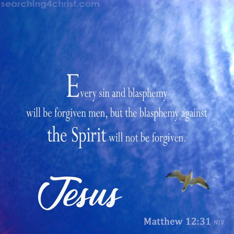 Matthew 12:31