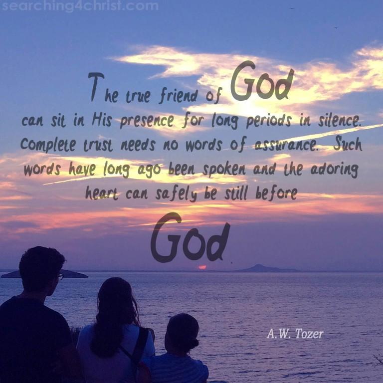 True Friend of God