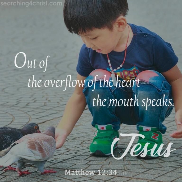 Matthew 12:34