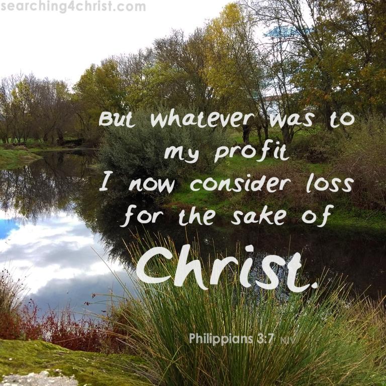 Philippians 3-7 - Profit