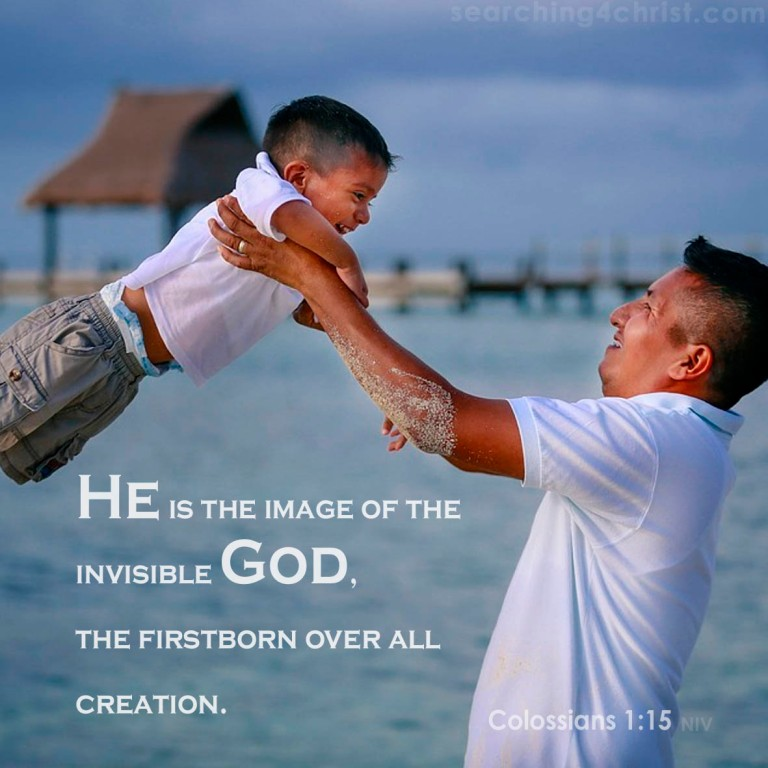 Colossians 1-15 The Image of God