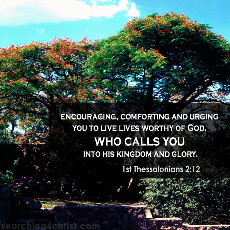 1st Thessalonians 2-12 Calling Us
