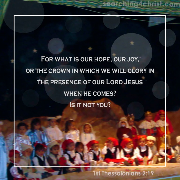 1st Thessalonians 2:19 What Is Our Crown