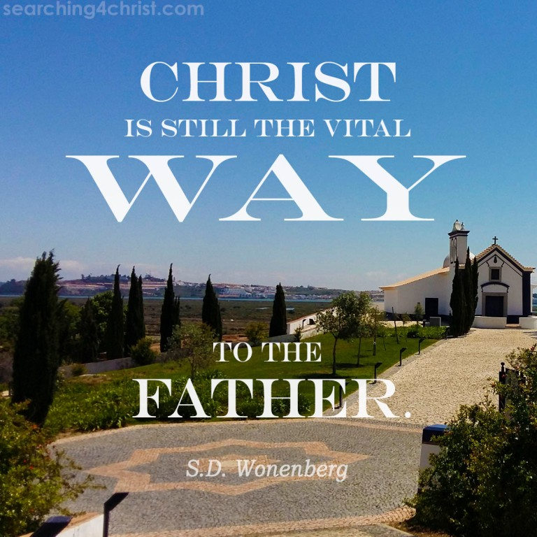 773 Christ is Still the Vital Way