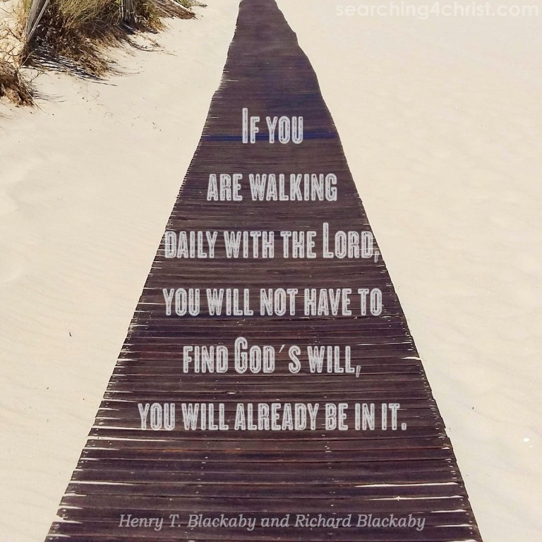 Find God´s Will