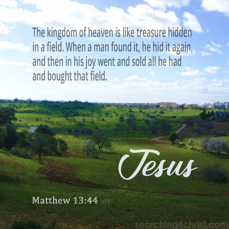 Matthew 13:44