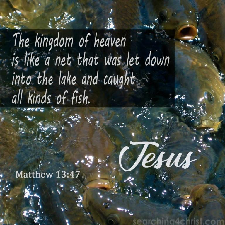 Matthew 13:47