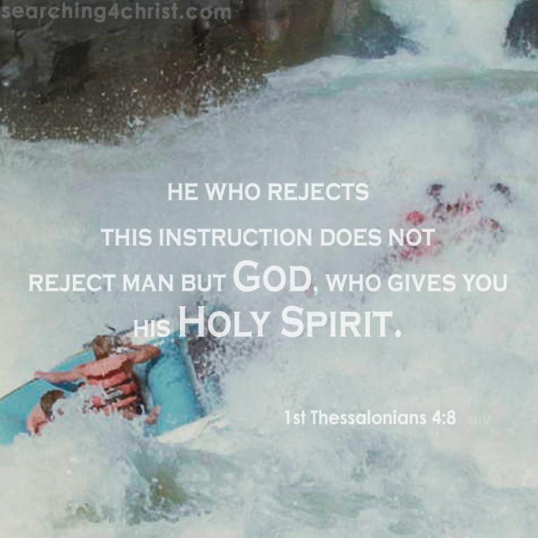 1st Thessalonians 4-13