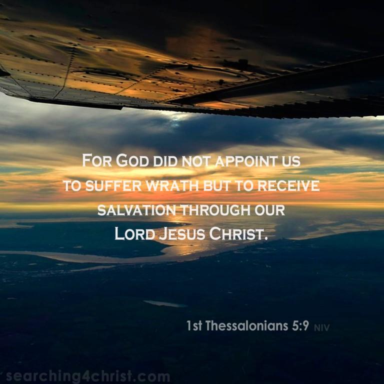 1st Thessalonians 5:9