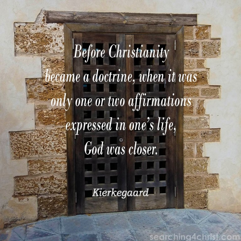 Before Christianity Became