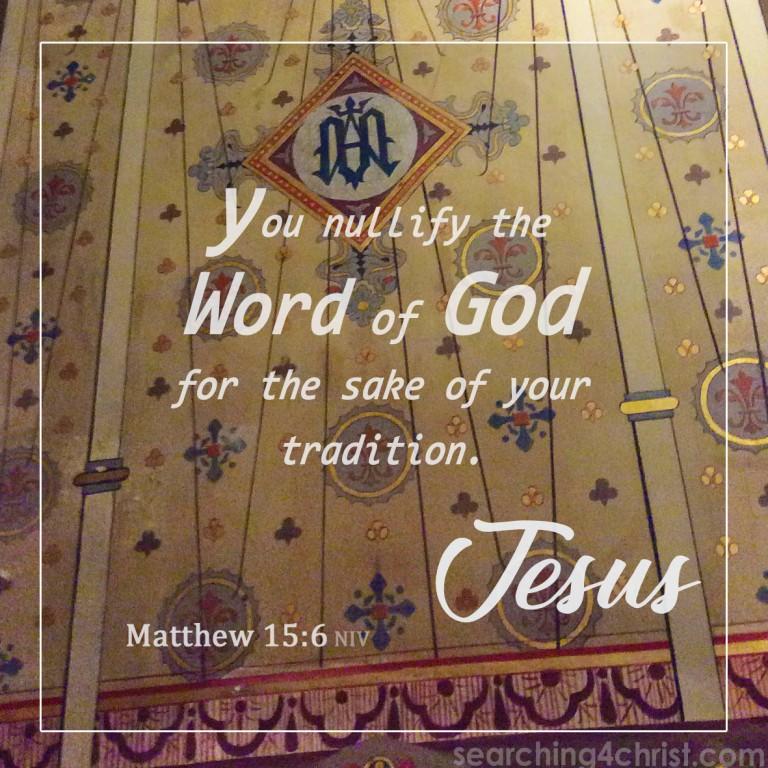 Matthew 15:6