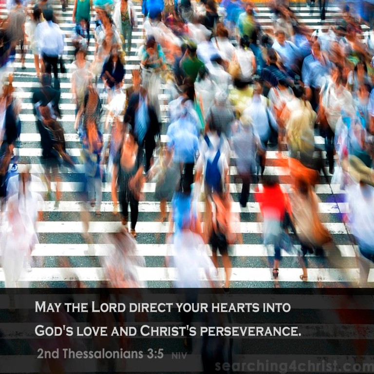 2nd Thessalonians 3:5 Direct Us