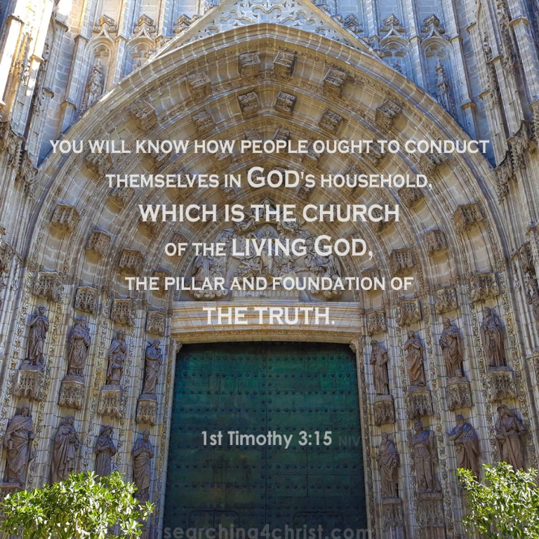 1st Timothy 3:15 Which Is the Church