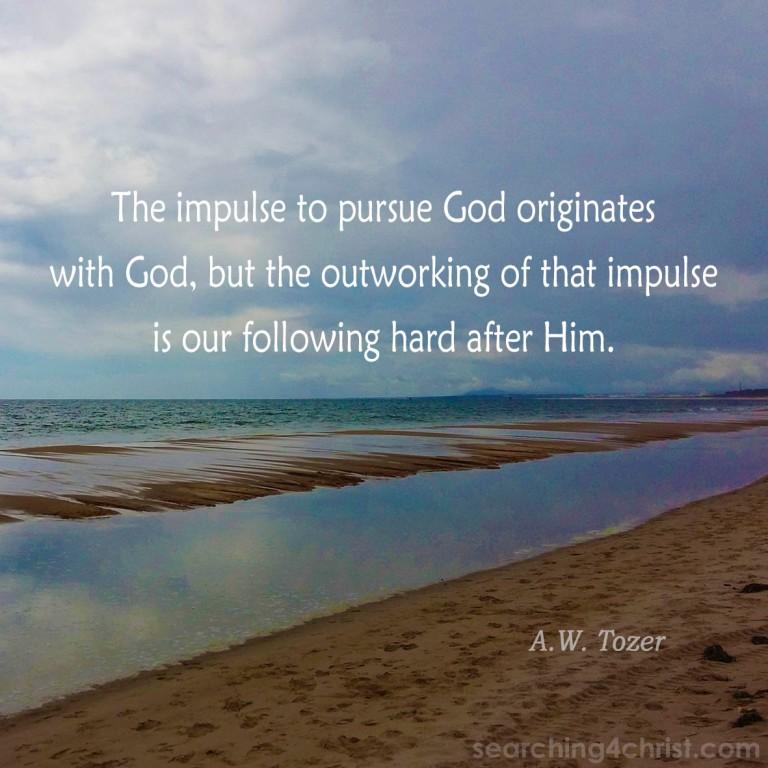 The Impulse to Pursue