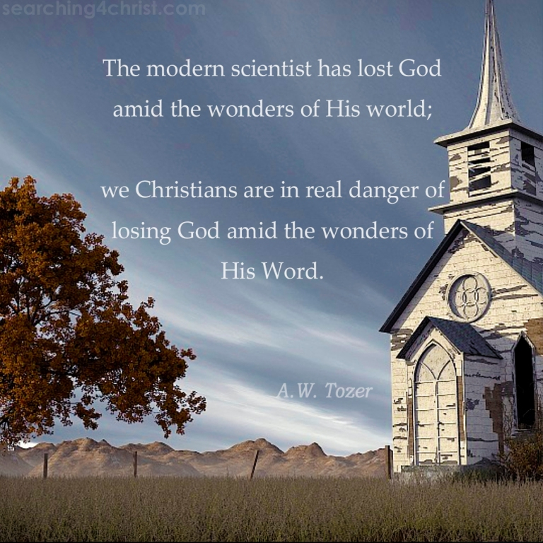 Scientists and Christian
