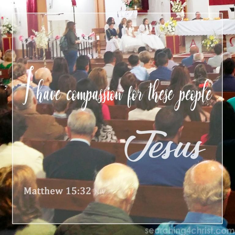 Matthew 15:32