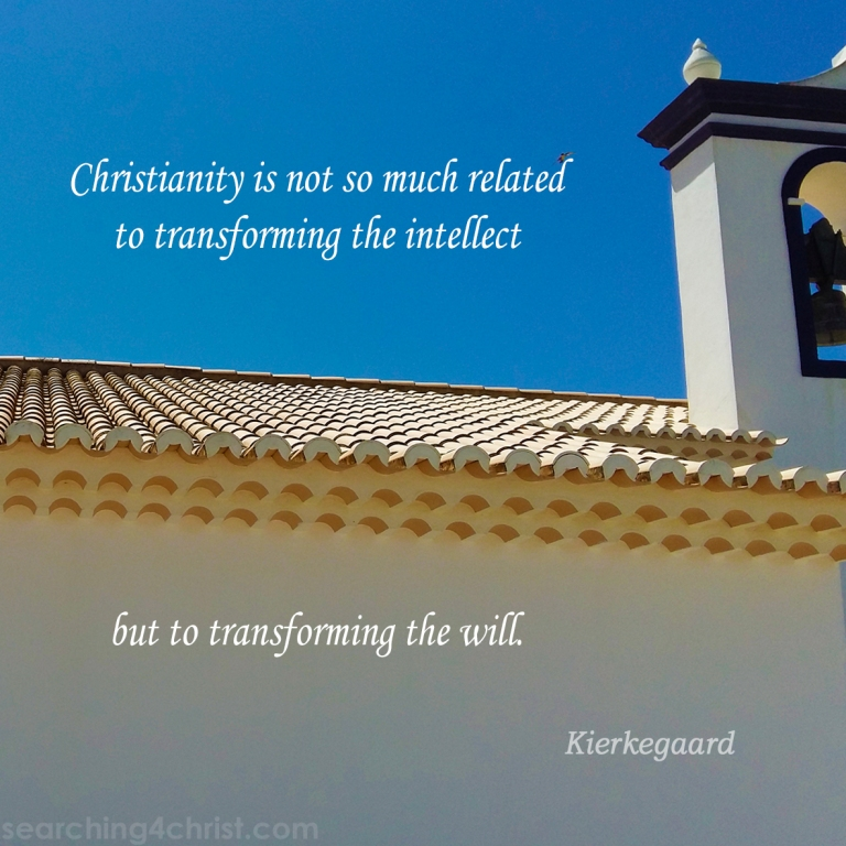 Christianity is Transforming