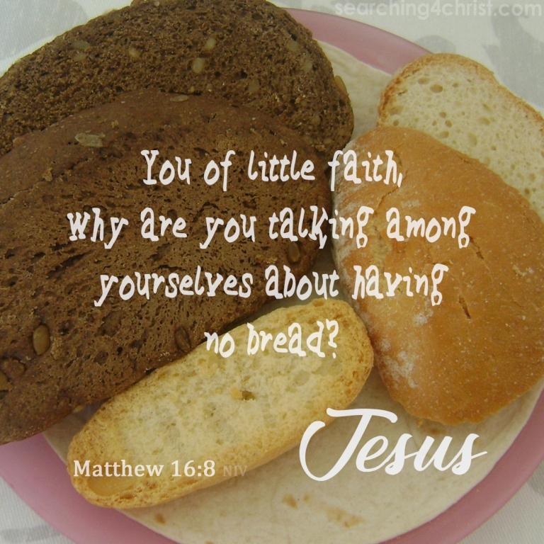 Matthew 16:8