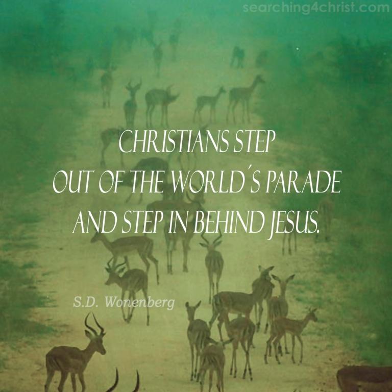 Christians Step