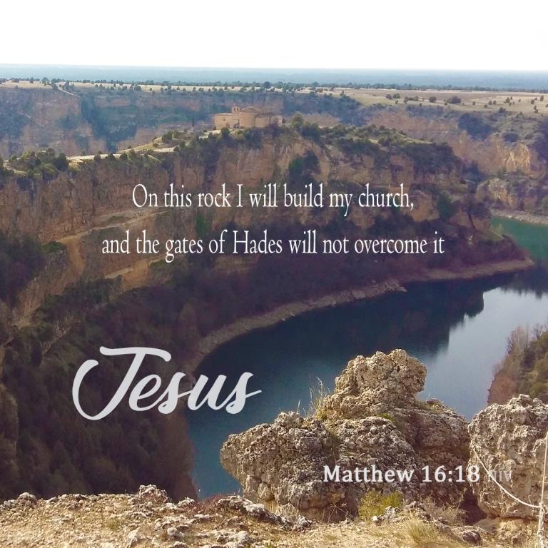 Matthew 16:18