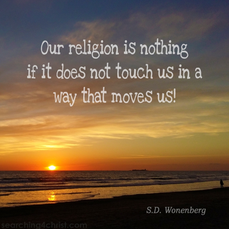 Our Religion Is
