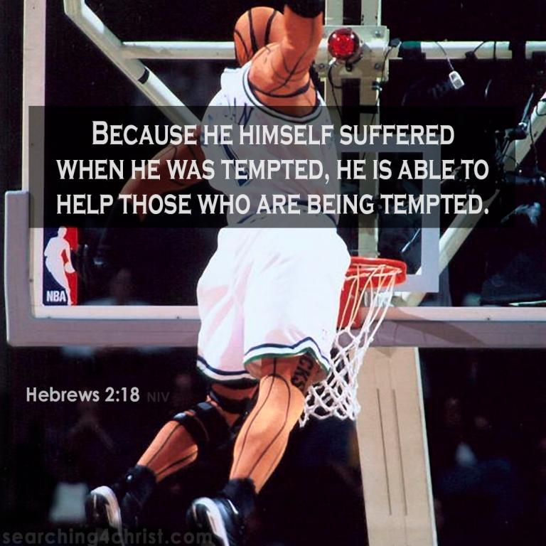 Hebrews 2-18 Suffered to Help