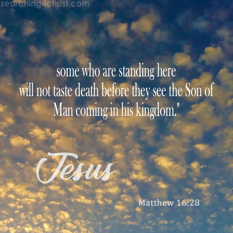 Matthew 16:28