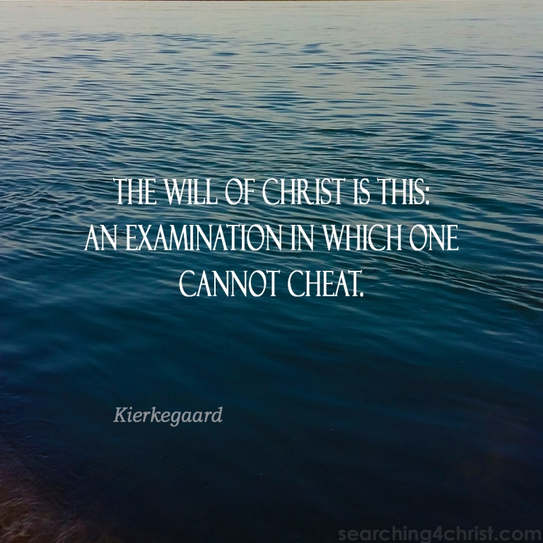 The Will of Christ