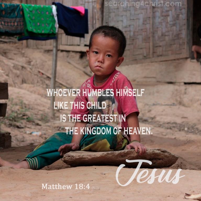 Matthew 18:4