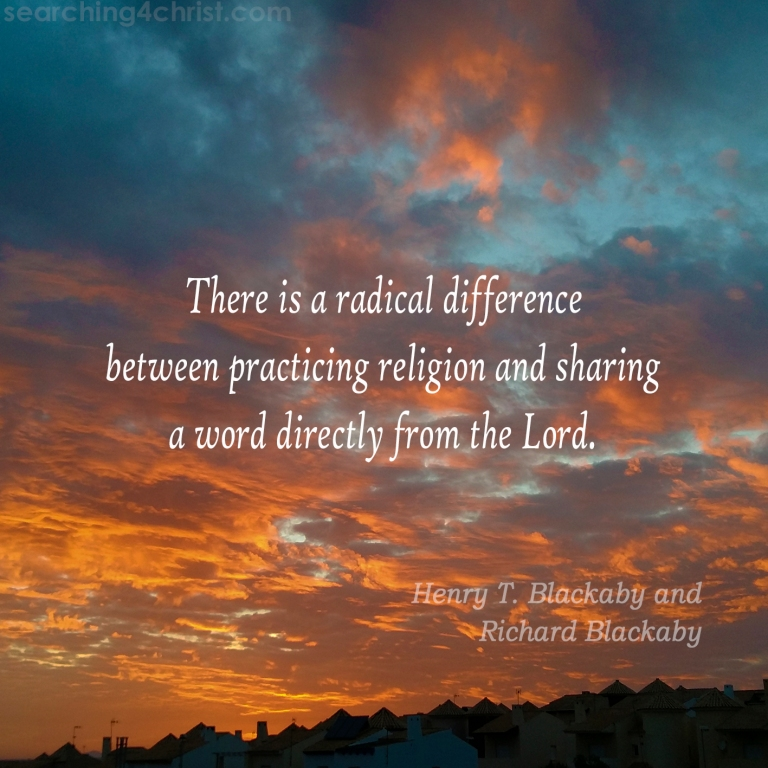A radical difference