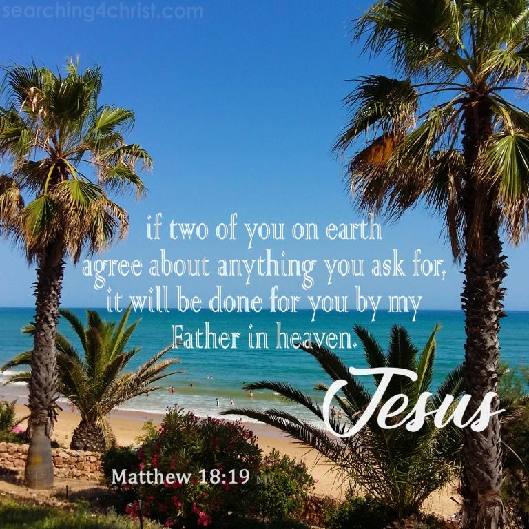 Matthew 18:19