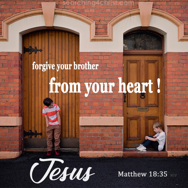 Matthew 18:35