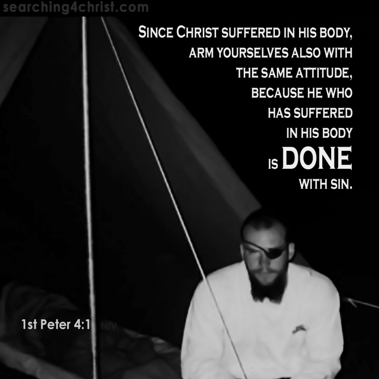 1st Peter 4:1 Armed for Suffering