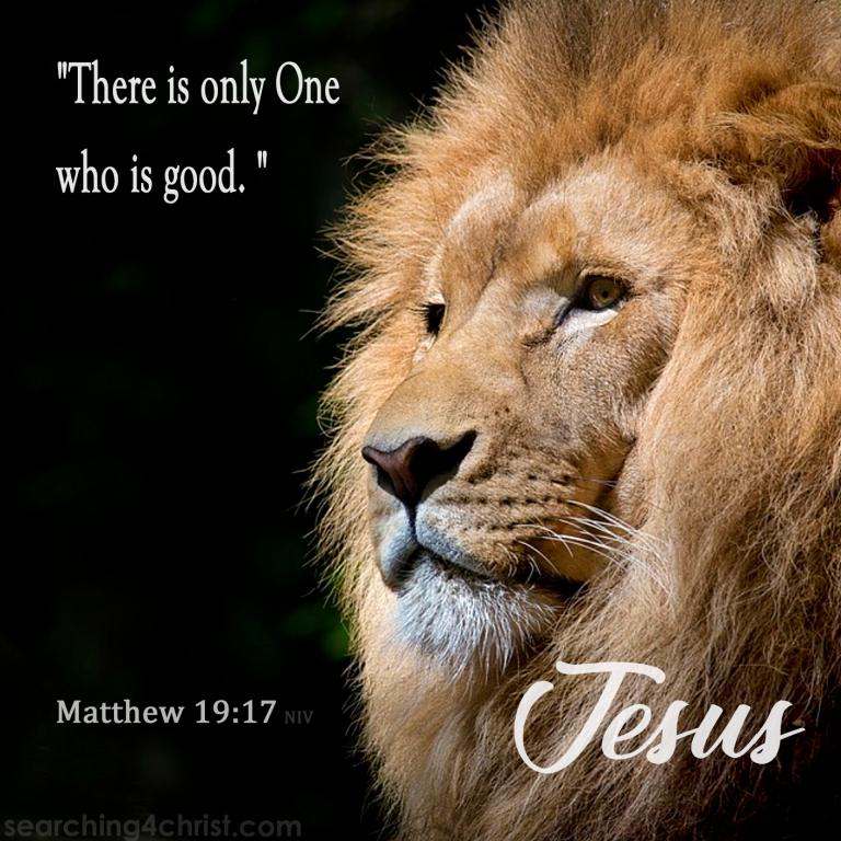 Matthew 19:17