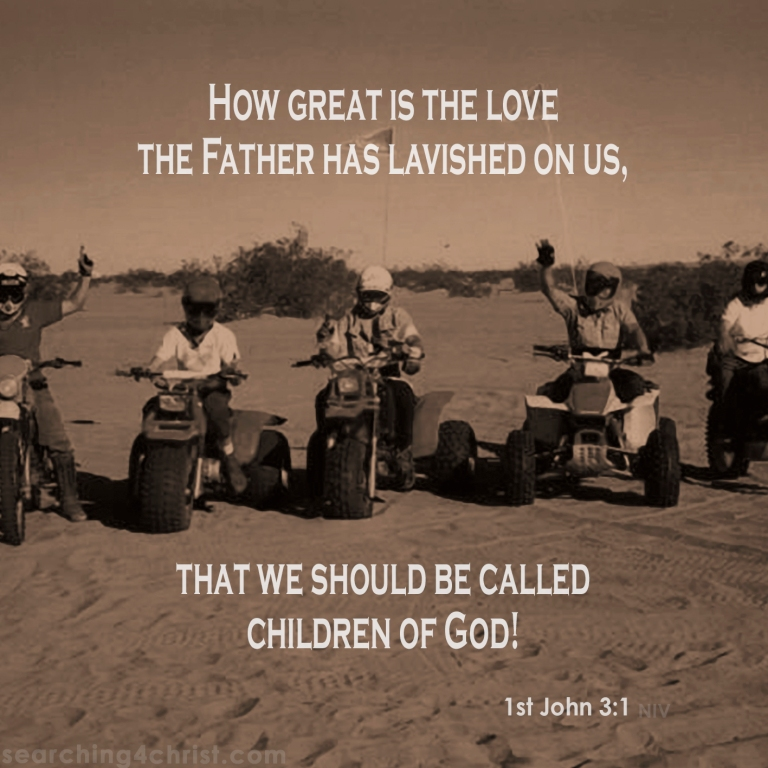 1st John 3:1 The Love of the Father