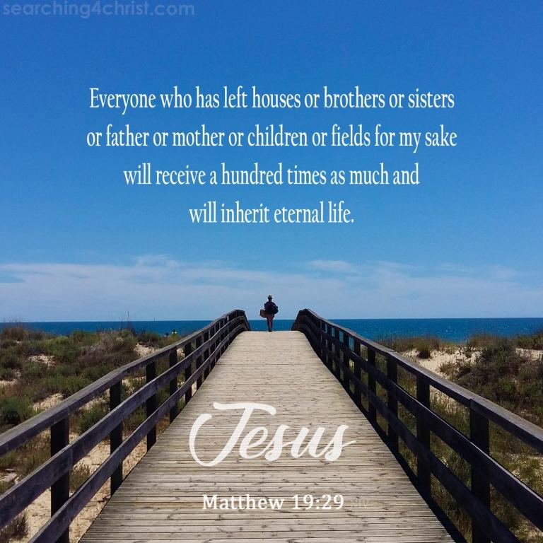 Matthew 19:29
