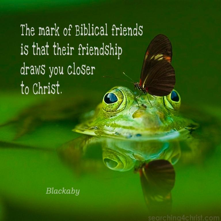 Biblical Friends