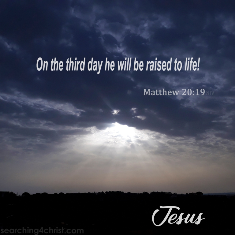 Matthew 20:19